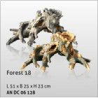 Aquatic Nature Decor Forest No 18